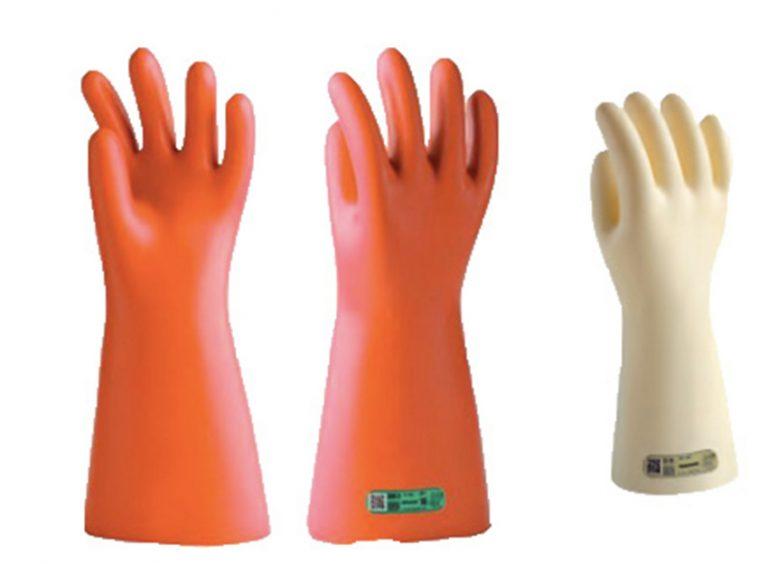 Paire de gants isolants