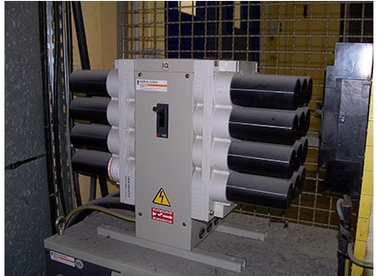 Batteries de condensateurs